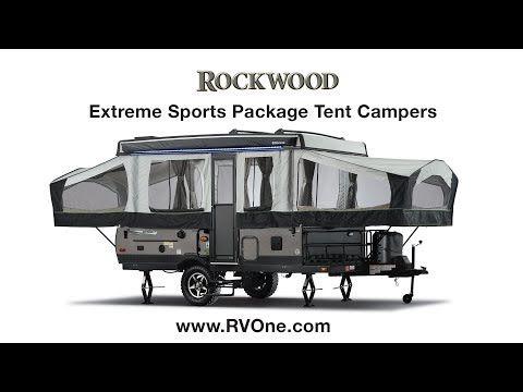 Rockwood Esp Tent Campers Youtube Tent Campers Rockwood Camper