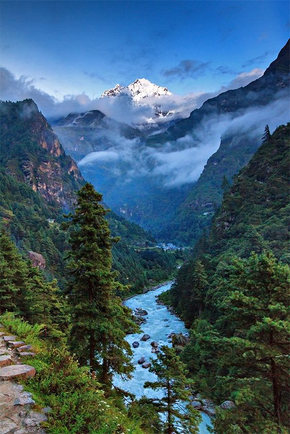 The Amazing Nepal by Bar Artzi on 500px,Taken during the Everest Base Camp Trek in Nepal