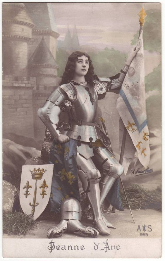 the early life of joan of arc Joan of arc, who would later be recognized by the catholic church as a saint,  began her life in the small town of domremy on the border of.