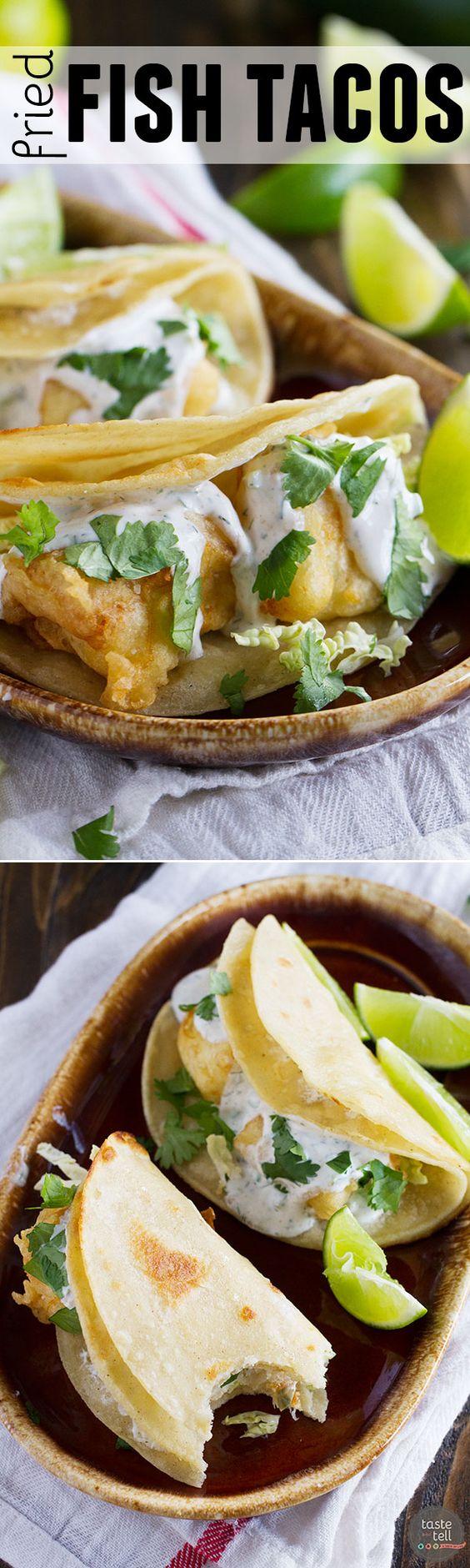 Pinterest the world s catalog of ideas for Fish taco batter recipe