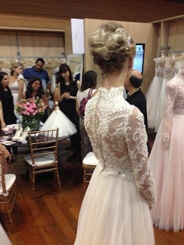 Casamoda Noivas 2014 - Vestido Solaine Piccoli