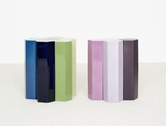 MUC4 & MUC7 - Side tables - Christophe Delcourt