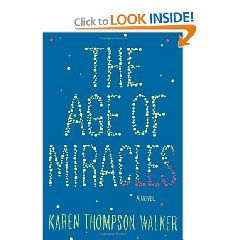 The Age of Miracles...great book!