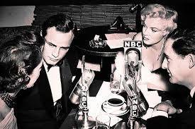 Resultado de imagen de Marilyn Monroe and Marlon Brando
