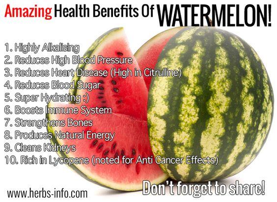 benefits of watermelon -www.tsu.co/Myrla21