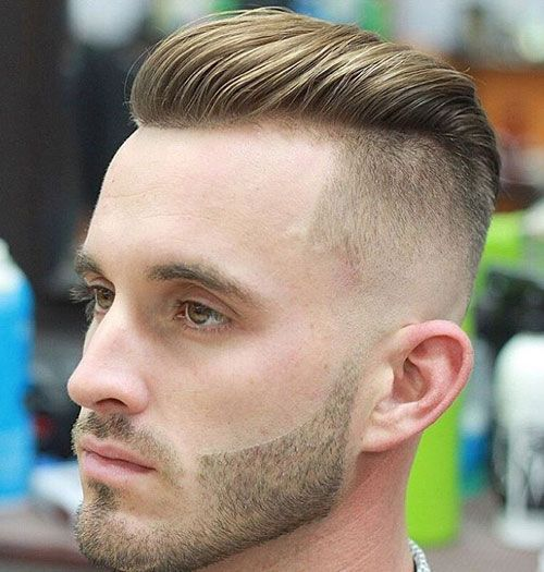 45 Best Hairstyles For A Receding Hairline 2020 Styles Haircut Names For Men Hairstyles For Receding Hairline Undercut Hairstyles