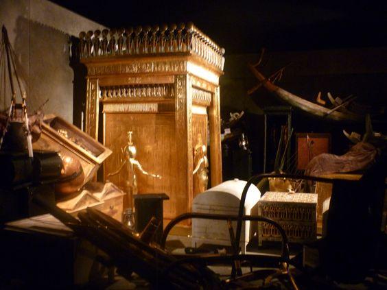 ancient egypt tutankhamun grave - Google zoeken