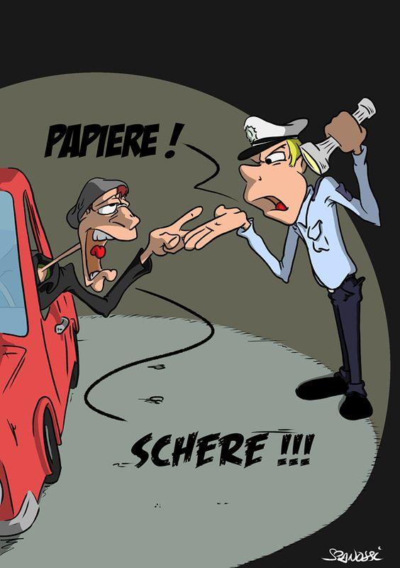 Stein, Schere, Papier