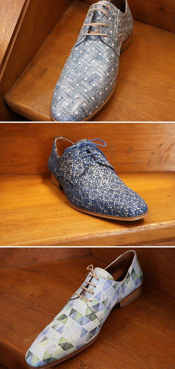 Made By Counterpoint Magazine || Italienische Schuhe Herren Bunt