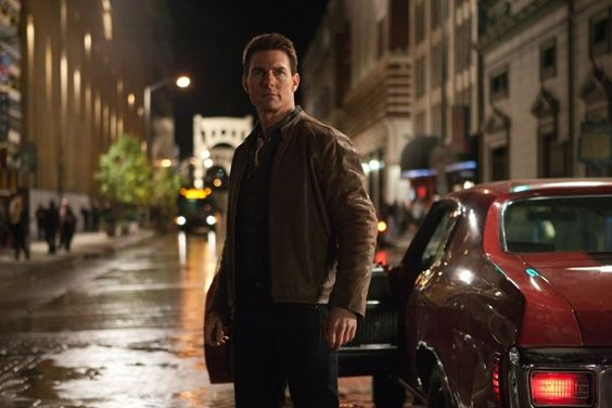 The decision to cast Tom Cruise as Jack Reacher - The Washington Post