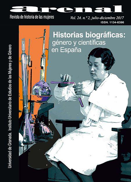 Historias biográficas: género y científicas en España | Entre páginas | Mujeres con ciencia