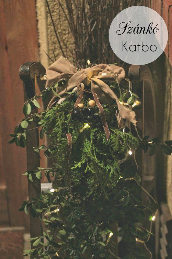 Katbo - Réka naplója: Bejáratunk