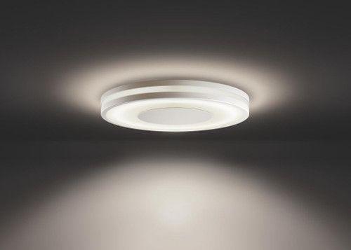 Philips Hue Being Plafondlamp Wit Coolblue Voor 23 59u Morgen In Huis Plafondlamp Lampen Plafond Hoekdouche