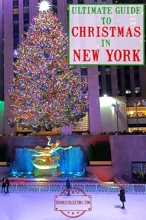 Spend Christmas In New York City The Ultimate Guide To The Holidays In Nyc Top Things To Do In New Y In 2020 New York Christmas New York City Christmas Nyc Christmas