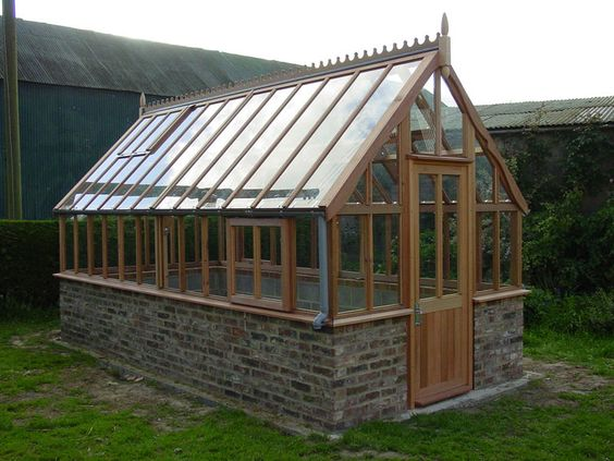 Victorian Style Greenhouse In The Garden Pinterest 400 x 300