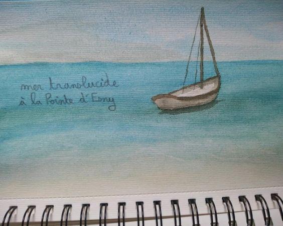 Comment Realiser Un Carnet De Voyage A L Aquarelle Aquarelle