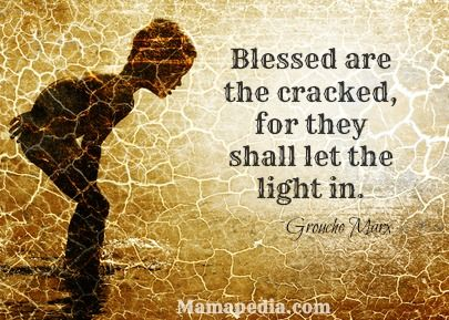 Image result for groucho marx blessed are the cracked