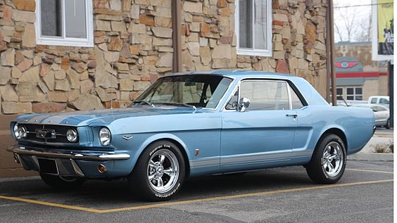 1965 Ford Mustang GT Coupe 289 CI, Automatic presented as lot W116.1 at Kissimmee, FL 2016 - image1