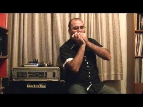KILLING ME SOFTLY WITH HIS SONG (Roberta Flack) -harmonica cover + ...