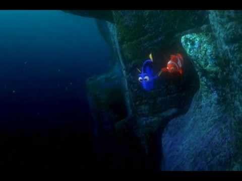 Film Nemo:  «Une promenade en mer» par Doris