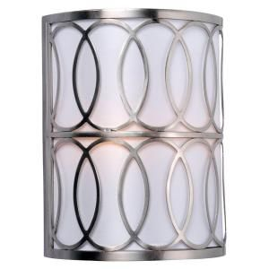 World Imports, Venn 2-Light Brushed Nickel Wall Sconce, WI907837 at The Home Depot - Mobile