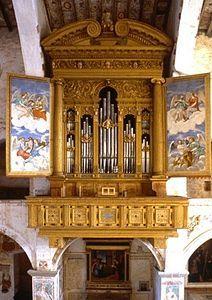 Organo Antegnati (Bergamo)