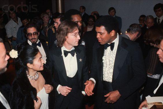 Ali & Lennon: