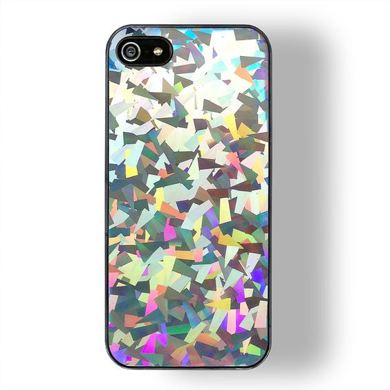 Andromeda Hologram iPhone 5 Case
