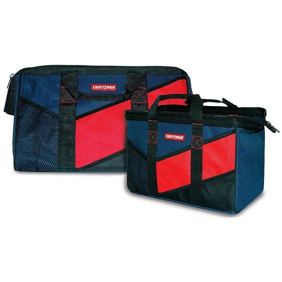 "16"" and 20"" Craftsman Tool Bag Combo $10.70 + Free Store Pickup"