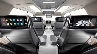 Lincoln Navigator Concept - INTERIOR - YouTube