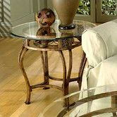 Found it at Wayfair - Scottsdale Contemporary End Table BOUGHT from a different wholesaler but they are perfect