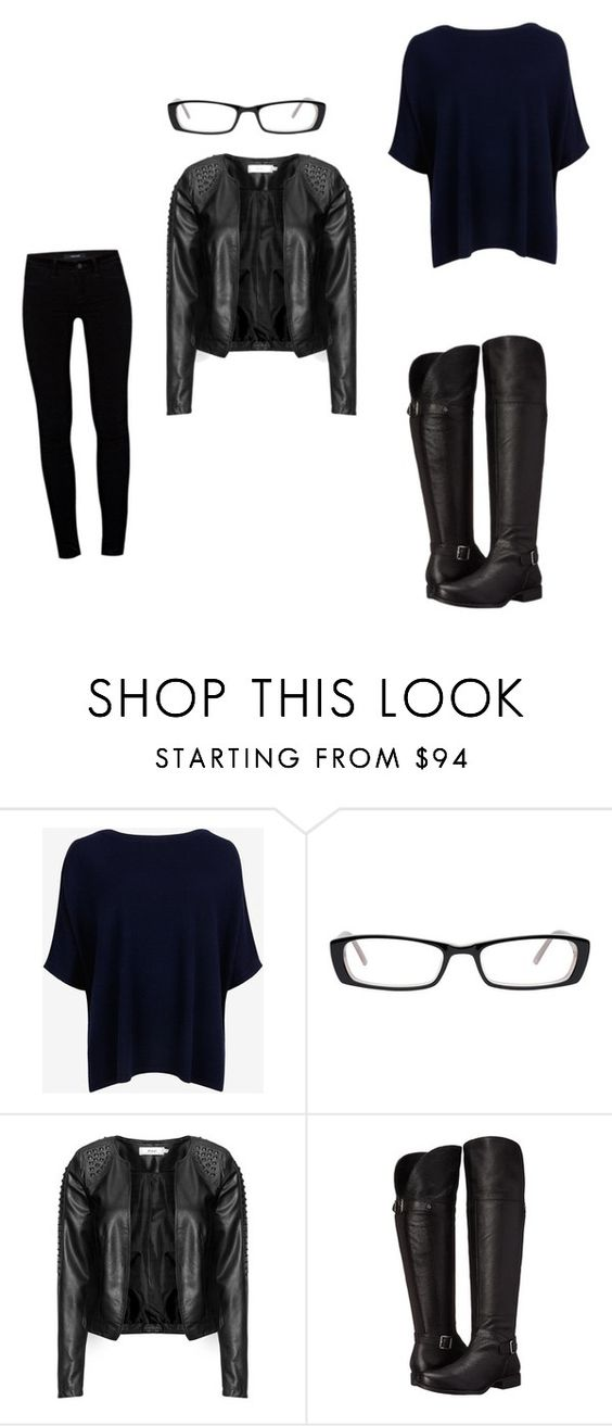 """My court case outfit"" by xxkayla05xx ❤ liked on Polyvore featuring Ted Baker, Cosmopolitan, Zizzi, Naturalizer and J Brand"