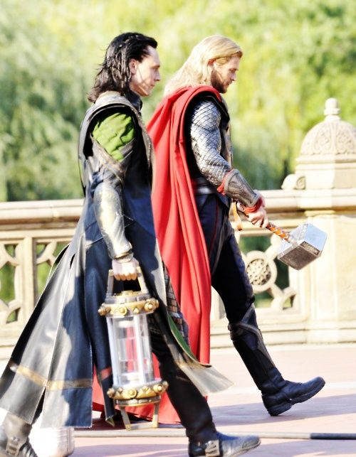 Why does Loki get to carry the tesseract?