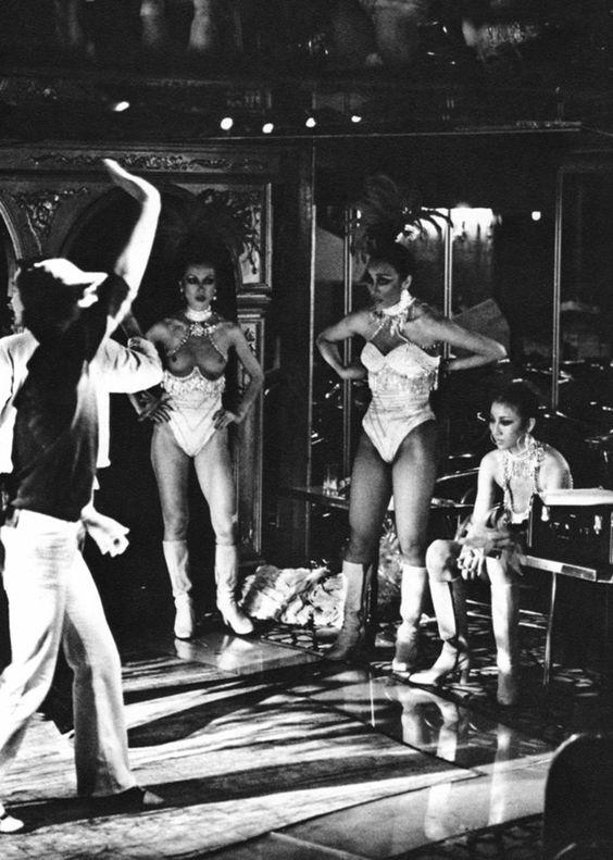 ❝ Dancing Girls ❞  ▸Japan, 1978◂  ⚊ Takamasa INAMURA