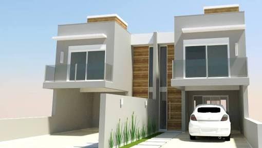 Resultado de imagen para projetos de apartamentos geminados