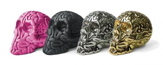 Emilio Garcia's Skull Brain