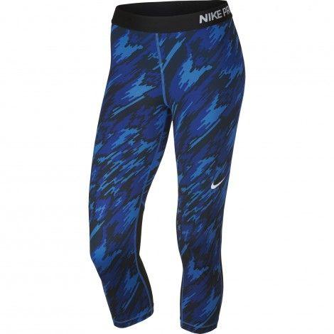 #Nike Pro Cool #fitnessbroek capri dames