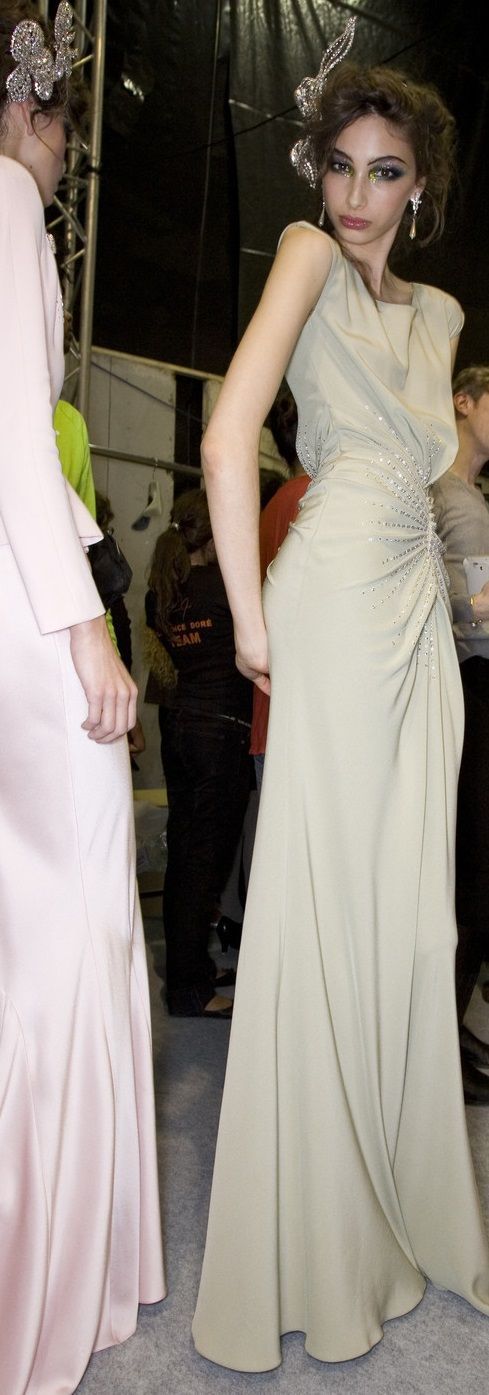 Christian Dior Spring 2008.