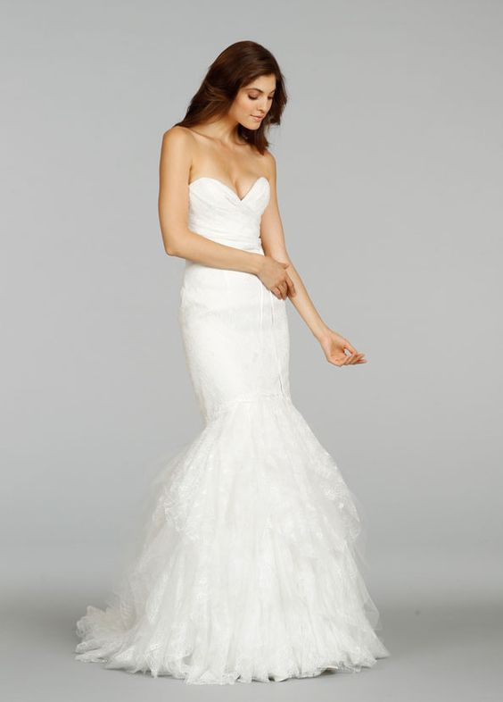 Bridal Gowns, Wedding Dresses by Ti Adora - Style 7400