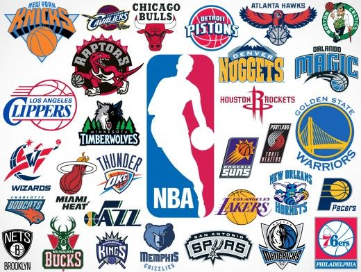 Nba Basketball Team Logos Vector Eps Svg Psd Nba Basketball Teams Nba Teams Nba