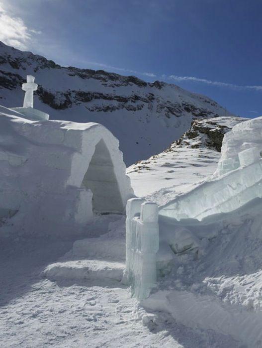 Balea Ice Hotel, Románia