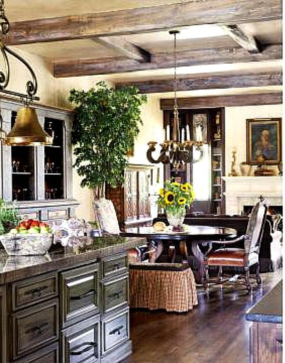 French Country #providenceltd.com