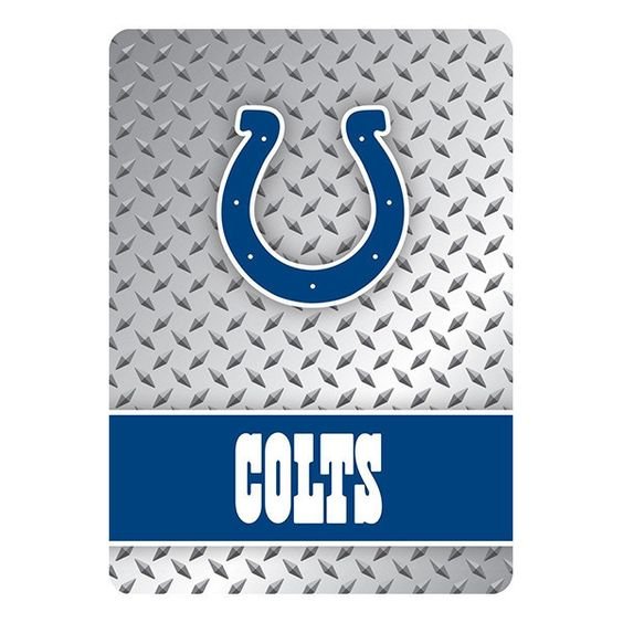 Card deck is standard size! Officially licensed NFL playing cards! Features the team logo on each card! Great collectible item!