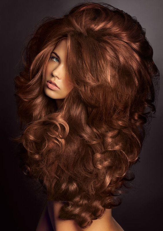 mane hair styles big hair mane big hair retro vintage 5694