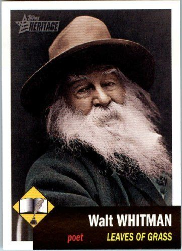 essays on walt whitmans leaves of grass Walt whitman is america's world poet—a latter-day successor to homer, virgil, dante, and shakespeare in leaves of grass (1855, 1891-2), he celebrated democracy.