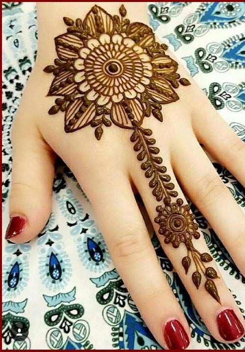 Stylish Arabic Mehndi 2018 Latest Mehndi Designs Mehndi