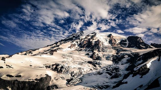 It is not the mountain we conquer but ourselves.  ~ Edmund Hillary Submission - Troy Mason | Mount Rainier National Park, Washington