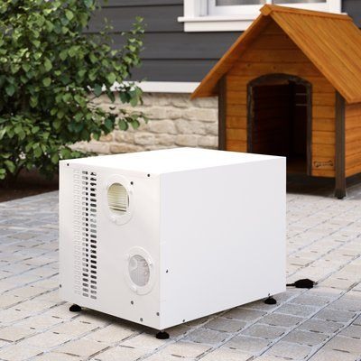 Dog Palace Breeze In 2019 Dog House Heater House Air