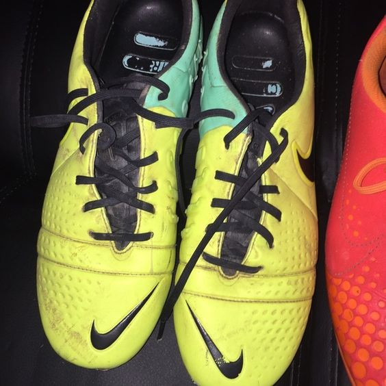 Nike CTR soccer cleats size 11 Nike CTR soccer cleats size 11 in perfect condition Nike Shoes Athletic Shoes