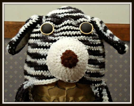 The Original Boo Puppy hat scarf mitten by Destinysbabies on Etsy, $45.00 use code pintrest for discount at our shop